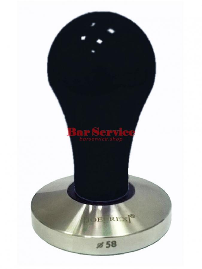 Темпер JoeFrex D58 Pop черный плоский сталь в Липецке
