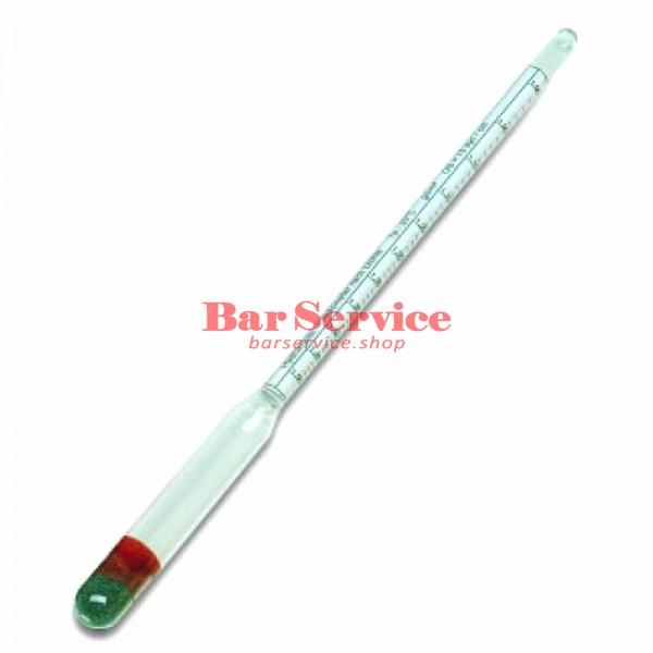 Ареометр для измерения содержания спирта 40-70  в Липецке